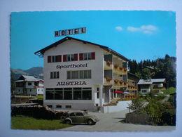 Autriche > Tyrol > St. Johann In Tirol Oldtimers Cars Voitures Ancêtres - St. Johann In Tirol