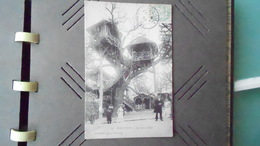 92CARTE DE ROBINSONN° DE CASIER 1166  MM  CIRCULE - Sceaux