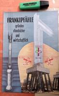 Frankipfähle / Pieux Franki - 1957 - Allemagne
