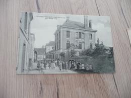 CPA 37 Indre Et Loire Chateaurenault Rue Des écoles - France