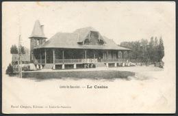 Lons-le-Saunier - Le Casino - R. Chapuis éditeur - Voir 2 Scans - Lons Le Saunier