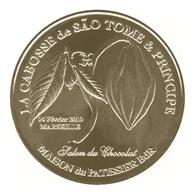 Monnaie De Paris , 2010 , Marseille , Salon Du Chocolat ; La Cabosse - Monnaie De Paris
