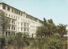 Kyrgyzstan, Sanatorium Голубой Иссык-Куль, Blauer Issyk-Kul, See Issyk-Kul, Unused 1981 - Kirgisistan