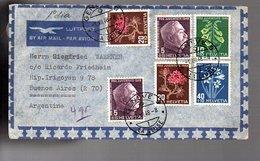 1948 Pro Juventute > Buenos Aires Riicardo Friedheim (809) - Svizzera