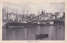 CARTOLINA - GENOVA - NEL PORTO - Genova (Genoa)