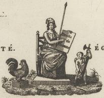 Héraldique Rouffach An 4 - 7.12.1795 L'Administration Sujet : Livraison Grains Et Fourrages - Historische Documenten