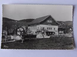 CPSM  - PETIT - ABERGEMENT - Salle Des Fêtes - Autres Communes
