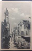 VENEZIA........Canale S. Barnaba.....ca.1920/30.       Ed. W. Martin - Venezia (Venice)
