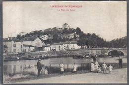 Carte Postale 54. Liverdun     Trés Beau Plan - Liverdun