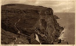 Ecclesbourne Cliff, Hastings. Reino Unido - Non Classificati
