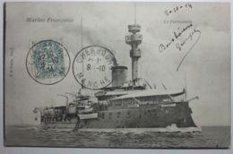 BATEAUX - Marine Française Le FORMIDABLE - Krieg