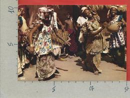 CARTOLINA VG KENIA - L'Afrique En Couleurs - La Danse Au Village - 10 X 15 - 1969 - Kenia