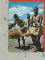 CARTOLINA VG KENIA - Kitui Drummers E Dancers - 10 X 15 - 1972 - Kenia