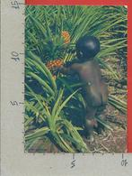 CARTOLINA VG KENIA - Seasons Greetings From Africa - Bambino - 10 X 15 - 1964 - Kenia