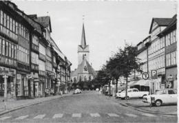 AK 0412  Duderstadt - Marktstrasse Mit St. Servatius-Kirche / Verlag Matzka Um 1950-60 - Duderstadt