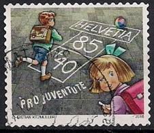 YT N° 2396 - Oblitéré - PRO JUVENTUTE 2016 - Pro Juventute