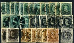 Brasil Nº 37/44, 46. Año 1878/79. - Brazilië