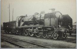 LOCOMOTIVES D'ORLEANS Machine 3647 - Trains