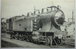 LOCOMOTIVES DU SUD-OUEST Machine-Tender 141,323 - Trains