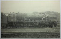 LOCOMOTIVES DU SUD-OUEST Machine 240 A 709 - Trains