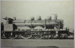 LOCOMOTIVES DU MIDI Machine 1909 - Trains