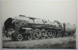 LOCOMOTIVES DE L'OUEST Machine 242 A 1 - Trains