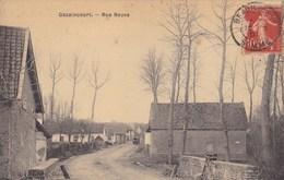 Somme - Gézaincourt - Rue Neuve - Francia