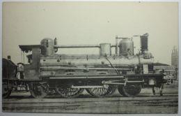 LOCOMOTIVES DE L'ORLEANS Machine 103 - Trains