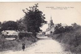 Somme - Suzanne - Entrée De La Rue De Cappy - Andere Gemeenten