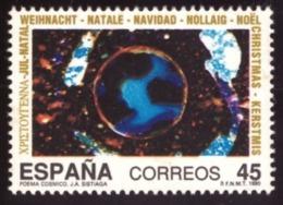 Espagne  -  Espagne - 1990 Christmas - MNH - 45Pta - 1931-Oggi: 2. Rep. - ... Juan Carlos I