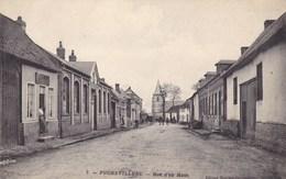 Somme - Puchevillers - Rue D'en Haut - Francia