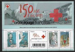 France 2014 Bloc Feuillet N° F4910  Neuf Pour La Croix Rouge. Prix De La Poste - Blocchi & Foglietti