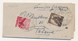 DEMOCRATICA 0,80 +0,20 CENTESIMI - 6. 1946-.. República