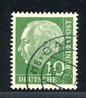 Bund Rollenmarke MiNr. 183 Y R Gestempelt (F943 - [7] République Fédérale