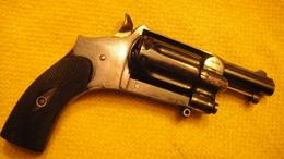 Revolver 6mm Velodog, A Systéme En Exe - Sammlerwaffen