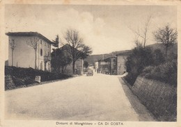 Emilia Romagna - Bologna  - Monghidoro - Ca Di Costa  - F. Grande - Anni 50 - Molto Bella Animata - Andere Städte