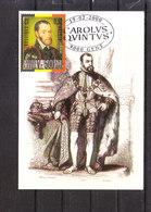 2888 Charles Quint à L'âge De 40 Ans - Emission Commune Avec L' Espagne - Espana - Maximum Cards