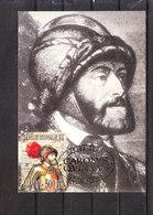2889 500éme Anniversaire De La Naissance De Charles Quint  - Emission Commune Avec L' Espagne - Espana - Maximum Cards