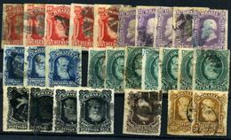 Brasil Nº 37/44. Año 1878/79. - Brazilië
