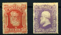 Brasil Nº 37/8. Año 1878/79. - Ongebruikt