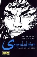 Carte Postale - Norma Editorial - Sandokan - Hugo PRATT - Cartoline Postali