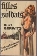 Kurt Gerwitz Filles à Soldats 1973 - Boeken