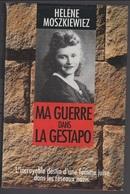 Ma Guerre Dans La Gestapo, H Moszkiewiez, France Loisir - Boeken