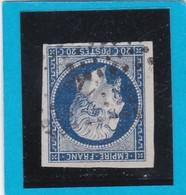 N° 14 A   PC  217  AYRON  ( 80 ) VIENNE  - REF 12914-IND 9 -COTE 55€ - 1853-1860 Napoléon III