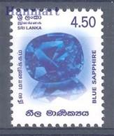 Sri Lanka 2003 Mi 1437 MNH ( ZS8 SRI1437 ) - Minerals