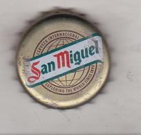 Beer Cap - San Miguel - Beer