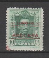 ANDORRA CORREO ESPAÑOL BONITO  SELLO SIN FIJA SELLOS   (S.1.) - Andorra Española