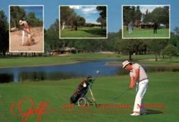 CPM - GOLF De LA GRANDE-MOTTE - Parcours Des Mouettes ... - Golf