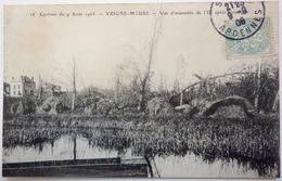 CYCLONE DU 9 AOÛT 1905 - VUE D'ENSEMBLE DE L'ILE APRÈS L'OURAGAN - VRIGNE - MEUSE - Other Municipalities