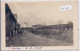 MONCAY- INDOCHINE- CARTE-PHOTO- 1928-  BLOCKAUS QUI DOMINE LA FRONTIERE CHINOISE ET UNE POTERIE- VASES EN TERRE DE CHINE - Cartes Postales
